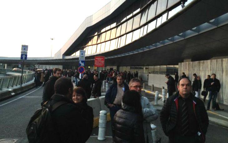 L'aéroport de Toulouse évacué pour «inspection de sureté»