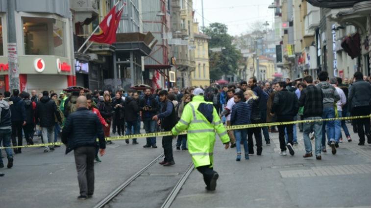 Attentat d'Istanbul : Six blessés israéliens. Une membre du parti d'Erdogan souhaite «la mort des blessés israéliens» sur Twitter