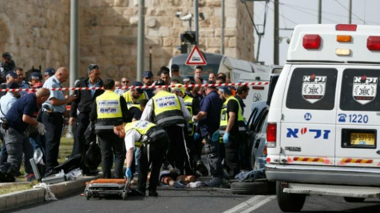 Jérusalem : Une policière israélienne tuée par un terroriste palestinien, son assassinat revendiqué par Daesh