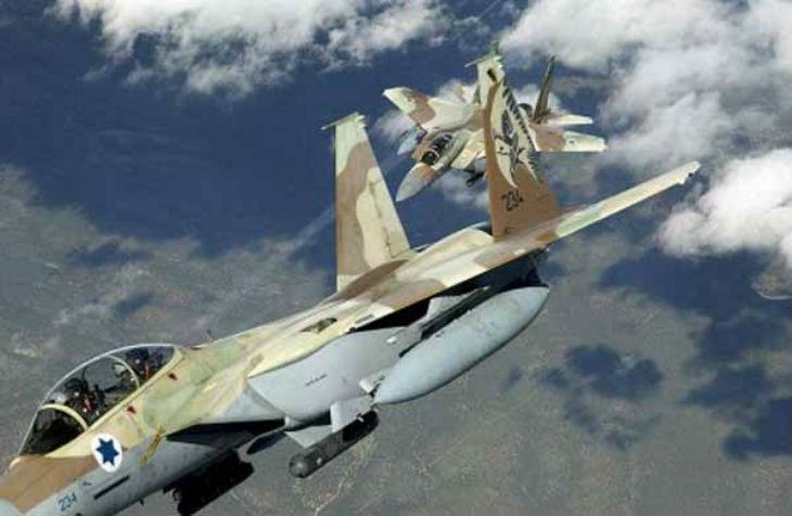 Israël attaque des usines d'armement iraniennes camouflées en Syrie