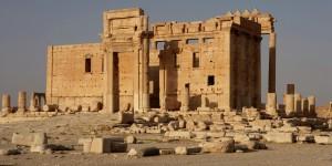 Temple de Bêl, totalement détruit par Daech