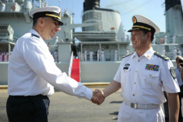 Coopération militaire : Un général chinois affirme que les liens entre le peuple Chinois et le peuple Juif sont anciens