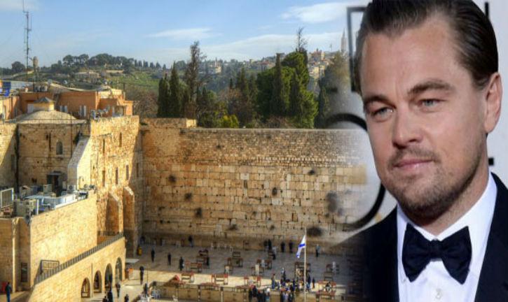 Interview exclusive: Leonardo DiCaprio: «J'ai investi en Israël car je suis proche de ce pays»