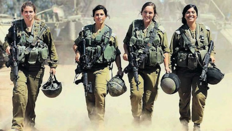 Israël: L'armée israélienne s'enrichit de 20 nouveaux officiers féminins pour les unités combattantes