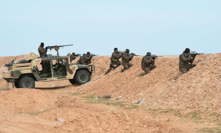 Tunisie: cinq terroristes islamistes tués dans des affrontements près de la frontière libyenne