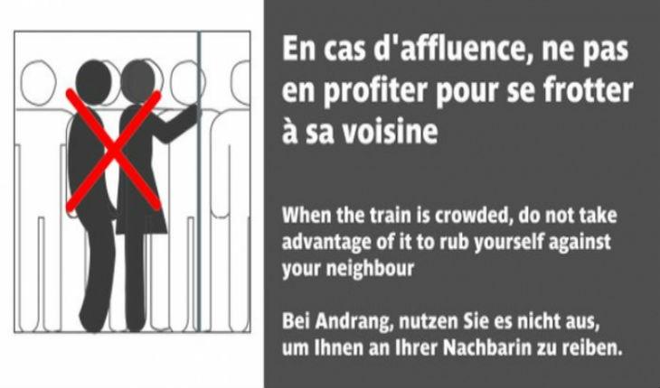 Selon les policiers, les « Frotteurs » du métro sont surtout des personnes d'origine maghrébine, moyen-orientale ou pakistanaise