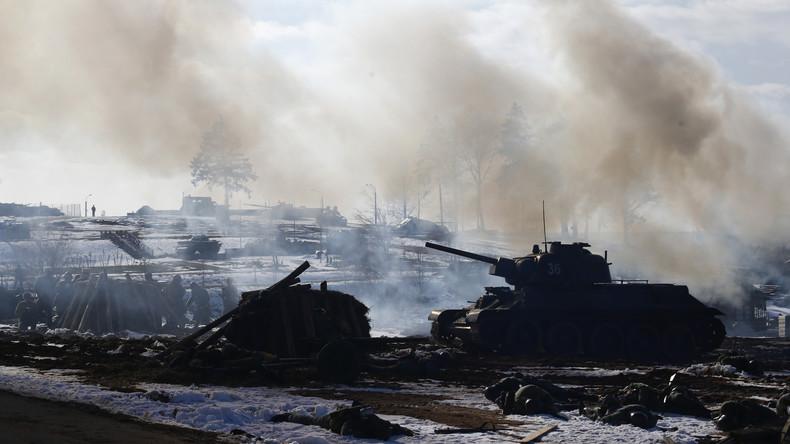 Stratfor, l'agence américaine privée de renseignement, avertit : « Préparez-vous à une guerre mondiale en Europe et dans le Pacifique »