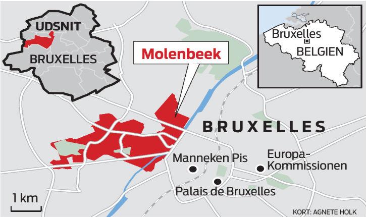 «Molenbeek est la bande de Gaza de l'Europe Occidentale», selon Geert Wilders