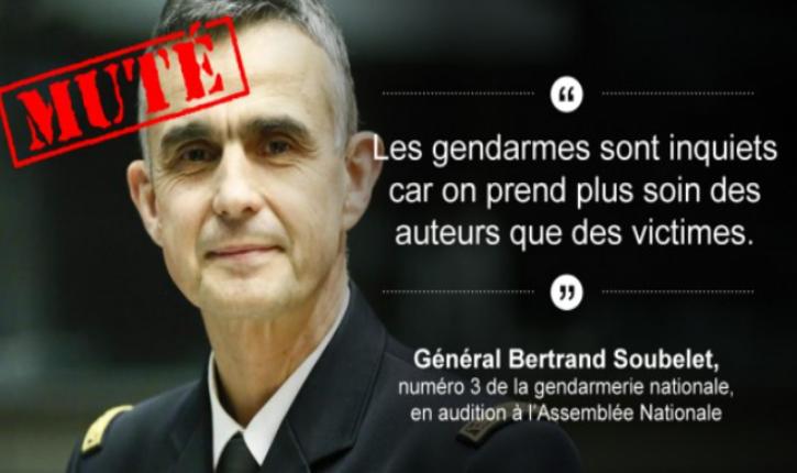 Un général de gendarmerie part en guerre contre le gouvernement