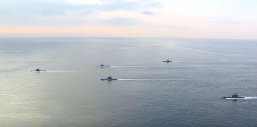 Israël : le dernier sous-marin INS Rahav, parmi les plus moderne au monde, est arrivé d'Allemagne – vidéo