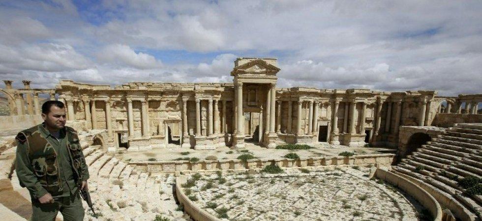 Palmyre sauvée ne le sera plus tout à fait par Jean-Paul Fhima