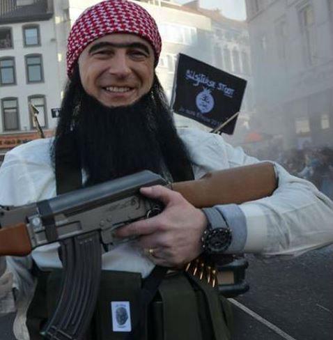 terroriste Pourim