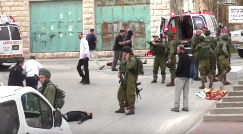 Israël : Une pétition recueille plus de 50 000 signatures pour attribuer une médaille au soldat israélien qui a abattu un terroriste plutôt que les menottes