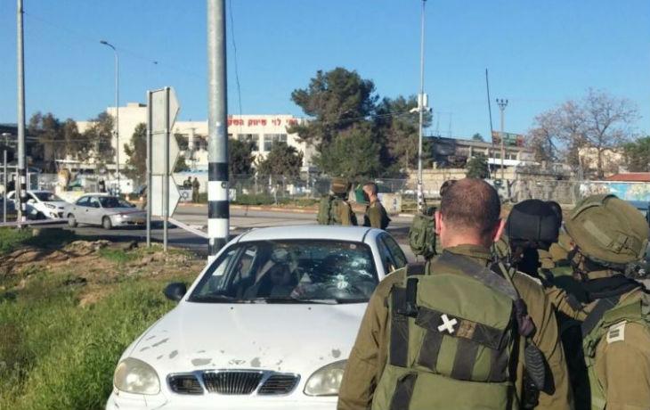 Judée Samarie : Une terroriste arabe arrêtée après avoir poignardé un policier israélien