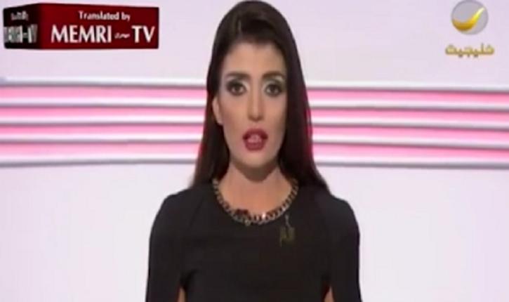 Une journaliste saoudienne interrompt son direct pour une critique virulente du terrorisme islamiste