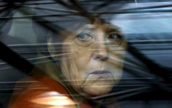 Près de la moitié des Allemands ne veulent plus d'Angela Merkel