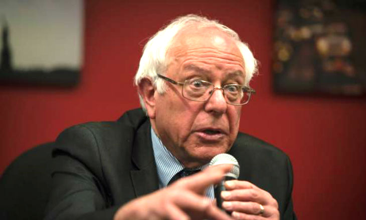 Covid: l'islamo-gauchiste Bernie Sanders accuse Israël de ne pas envoyer de vaccins aux Palestiniens alors qu'il s'agit d'une fake news