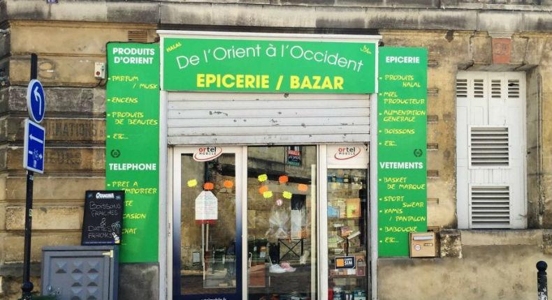 Bordeaux : une épicerie musulmane interdit la mixité en accueillant les hommes et les femmes selon des jours différents