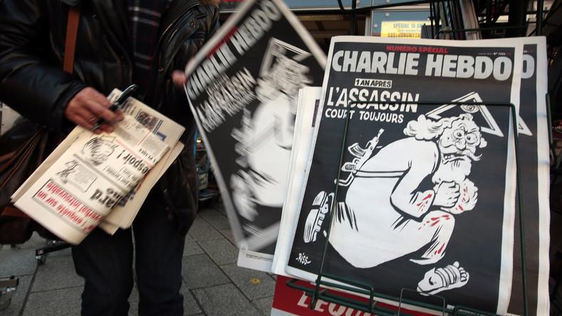 Charlie Hebdo épinglé pour un édito évoquant les attentats, accusé de faire l'amalgame entre musulmans et terroristes