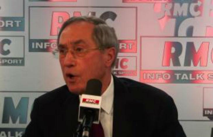 Claude Guéant «Des commerces vendent des voiles intégral pour des petites filles de 4 ans, je dis y en a marre, en France ce n'est pas possible»