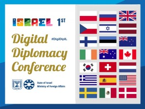 1st International Digital Diplomacy Conference in Israel