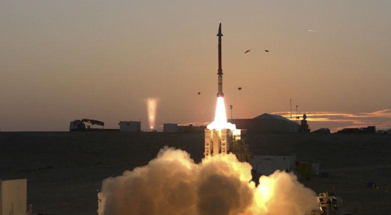 Israël lance le système de missiles de défense le plus sophistiqué du monde baptisé «Magic Wand»