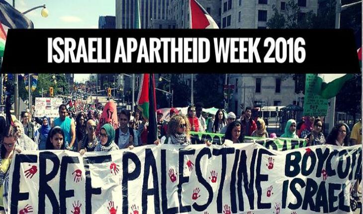 Antisémitisme: la «Semaine de l'Apartheid israélien», la grande messe antisémite américaine dans les universités
