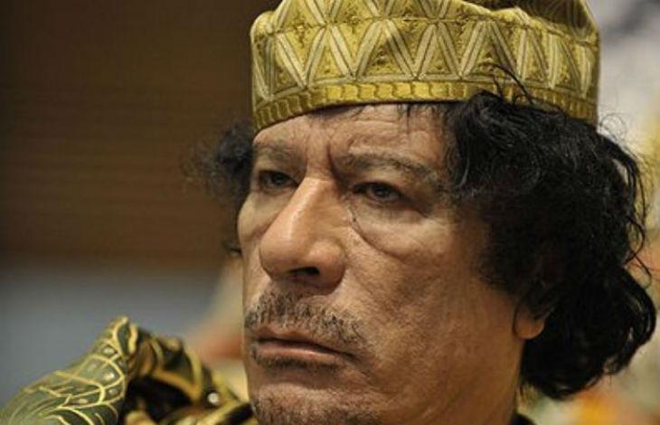 Libye : Kadhafi aurait cherché l'aide d'Israël contre l'insurrection