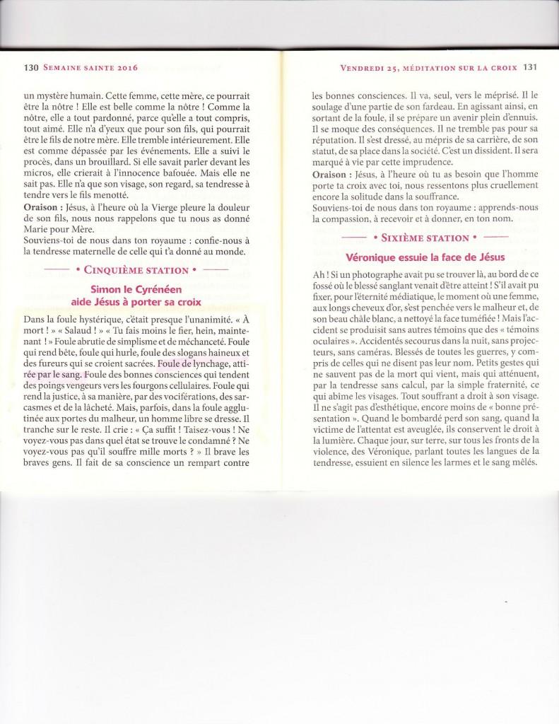 Magnificat page 130