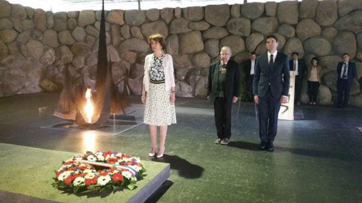"""La Ministre Marisol Touraine en Israël. Voyage au coeur de l'innovation et e-Santé """"pour apprendre de l'expérience israélienne»"""