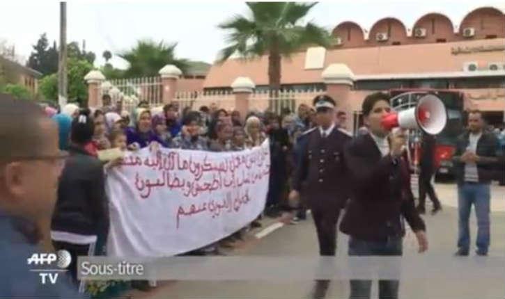 [Vidéo] Maroc: deux homosexuels lynchés et condamnés pour « actes sexuels contre-nature » ont été relâchés