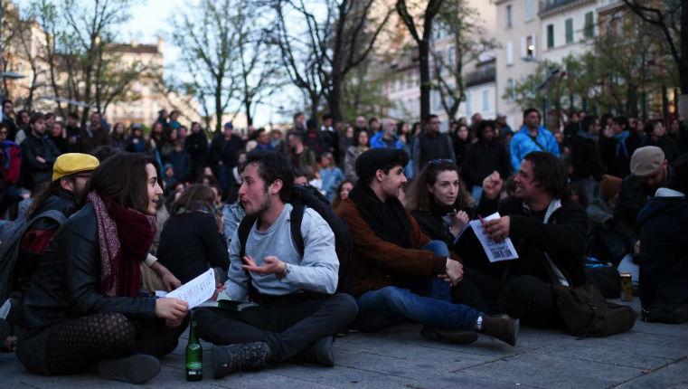 [Vidéo] Marseille : Le « représentant diversité » à Nuit Debout tient des propos misogynes et homophobes