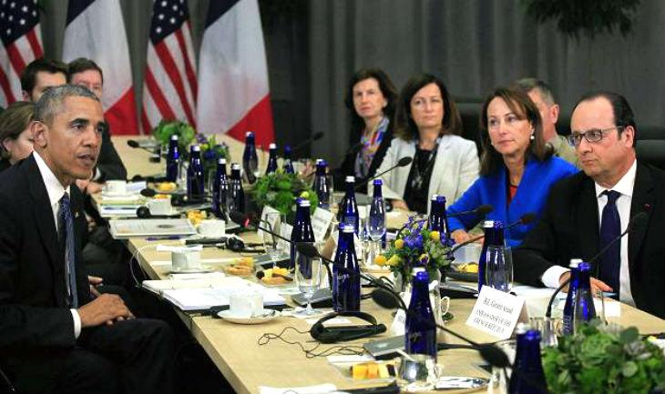 La Maison Blanche censure François Hollande lorsqu'il parle du « terrorisme islamiste » à la racine du terrorisme