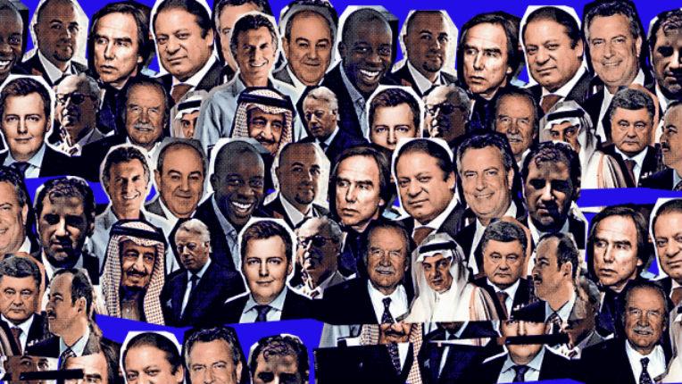 Panama Papers : Palestine et pays arabes sur les listing