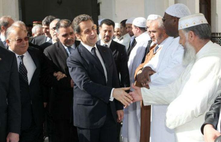 Sarkozy sur l'islam : «La religion des barbus n'est pas drôle ! Je n'ai pas envie de me retrouver avec des gens aussi sinistres»