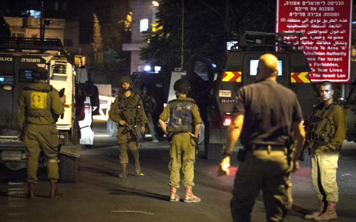 [Vidéo] Judée Samarie: Deux soldats israéliens blessés par des charges explosives à Qalandiya