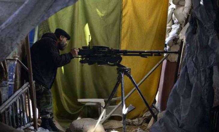 Syrie : L'Etat islamique s'empare du camp « palestinien » de Yarmouk. Aucune manifestation des pro-palestiniens car Israël n'est pas impliqué