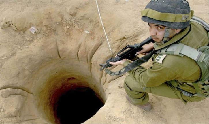 [Vidéo] Bande de Gaza : Israël se dote d'un mur souterrain équipé du nec plus ultra de capteurs utilisés pour détecter les bruits suspects