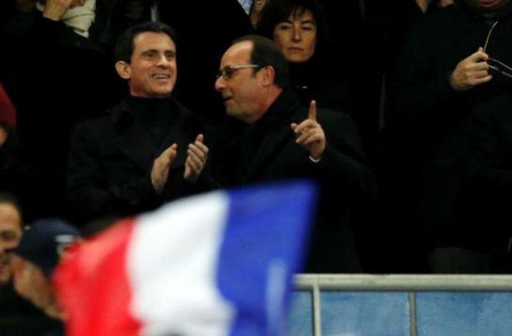 Présidentielle 2017 : selon Valls, «il n'y a pas d'alternative à Hollande à gauche»