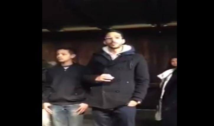 [Vidéo] Un Algérien en visite à Auschwitz déclare son amour au peuple juif malgré son éducation