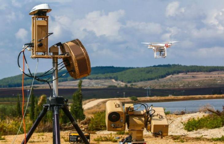 Israël dévoile le Dôme anti-drones qui détecte toute incursion