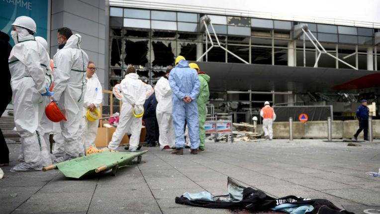 Attentats islamistes : Bruxelles n'était qu'un plan B, les terroristes ciblaient la Défense et une association catholique