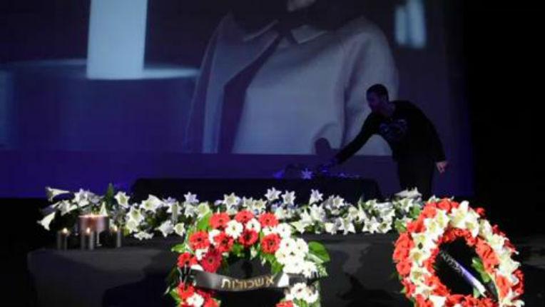 [Vidéo] Israël: cérémonie en l'honneur de l'actrice Ronit Elkabetz à Tel-Aviv