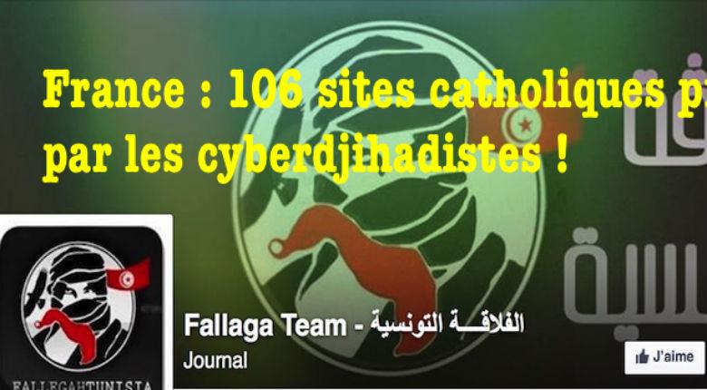 Christianophobie : 106 sites catholiques piratés par les cyberjihadistes