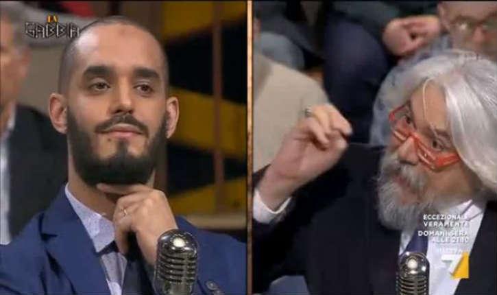 [Vidéo] Interventions energiques sur l'islam à la télévision italienne, faut-il construire plus de mosquées en Italie ?