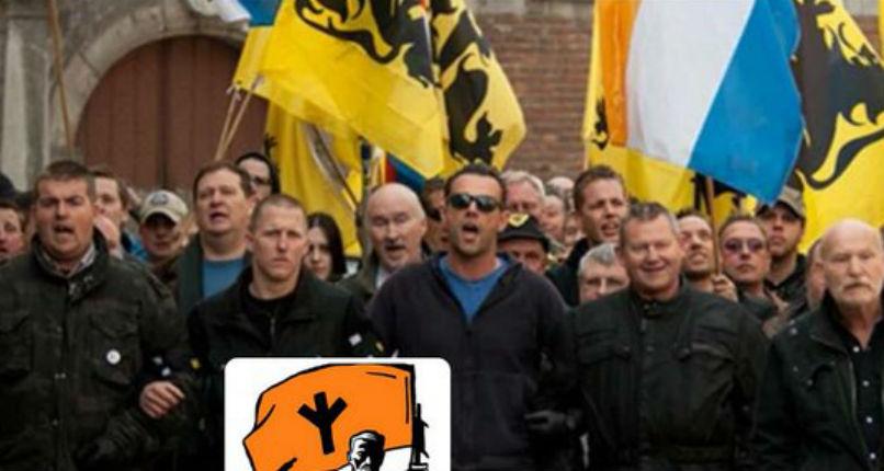 Belgique: Forte montée de l'extrême-droite après les attentats de Bruxelles. En Europe du Nord, les groupuscules d'extrême droite s'organisent