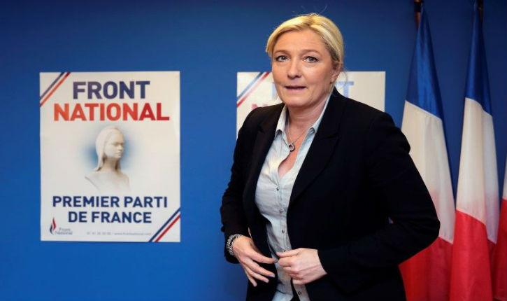 Le FN lance un collectif informel à destination de l'électorat juif pour «contester la dictature de la représentation et de la diffamation permanente du CRIF»