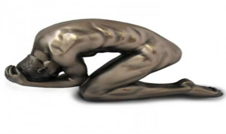 « Nous sommes à genoux »  par Yves de Kerdrel
