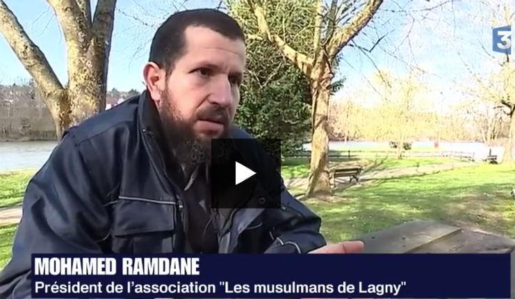 Lagny : Les musulmans prient dans la rue depuis la fermeture de la mosquée salafiste