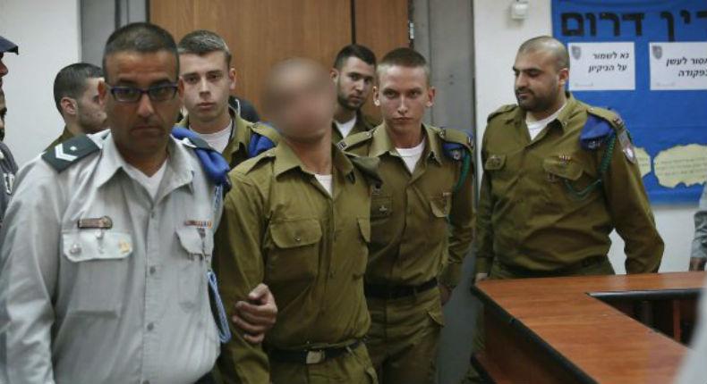 Israël : L'accusation de meurtre n'est pas retenue contre le jeune soldat israélien qui a abattu un terroriste islamiste arabe